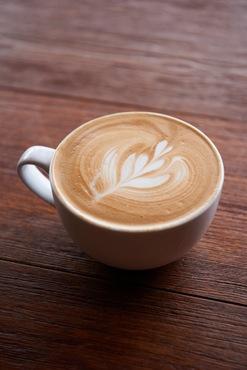 bird rock coffee roasters cappuccino